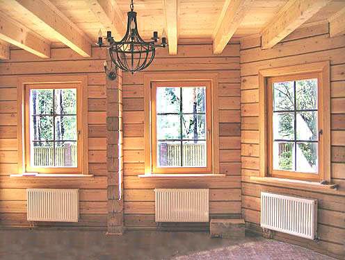 деревянные евро окна
