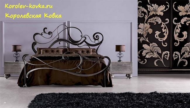 итальянская кованая мебель