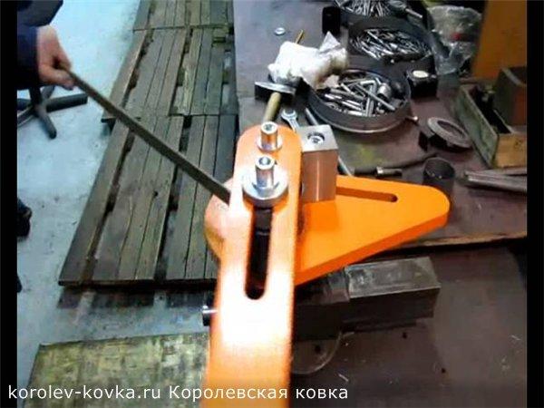 Мотор-редуктор и гибка металла