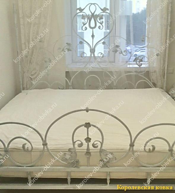 кованые кровати фото смотреть