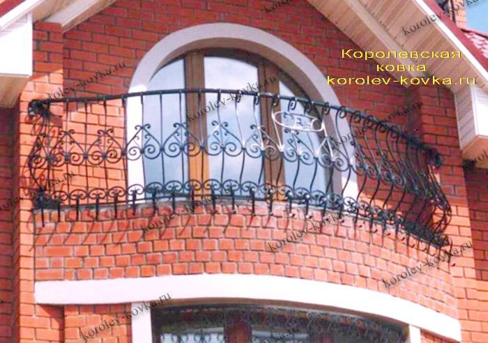 Закованые балконы